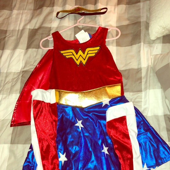 c58d5547999 Costumes | Toddler Girls Wonder Woman Costume | Poshmark